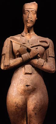 Akhenaten was a religious fanatic